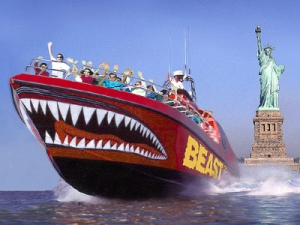 Cirlcle Line's The Beast Speed Boat