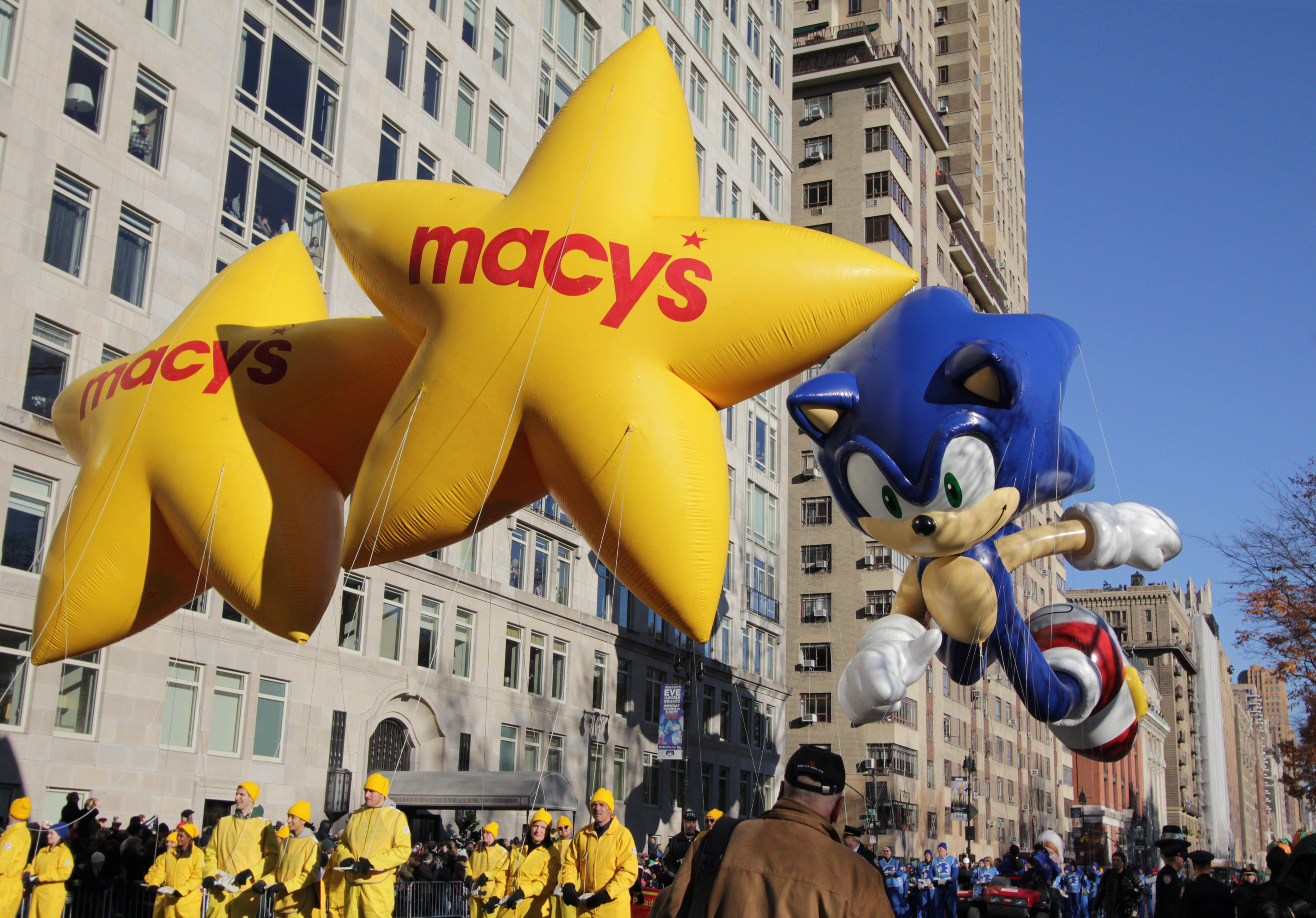 macy thanksgiving day parade 2012 tickets