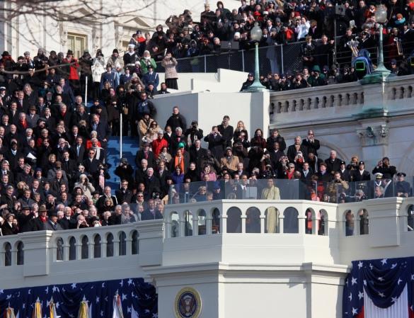 obama, inauguration, president