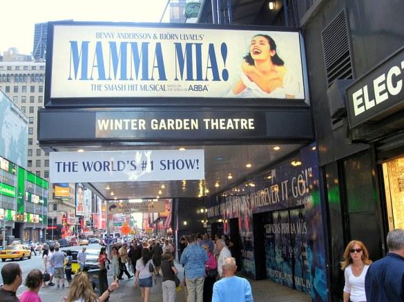 Winter Garden theater