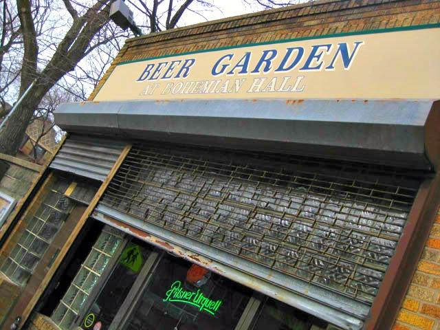 Beer Garden Staten Island Ferry