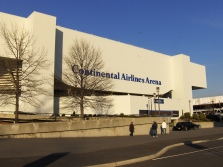 continental airlines arena