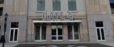 The New Yankee Stadium Gate #4