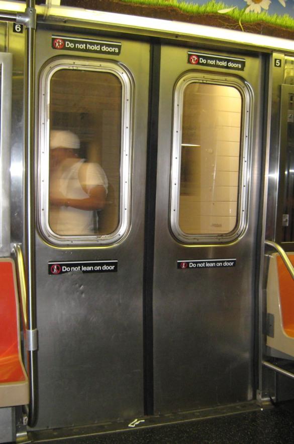 subway doors