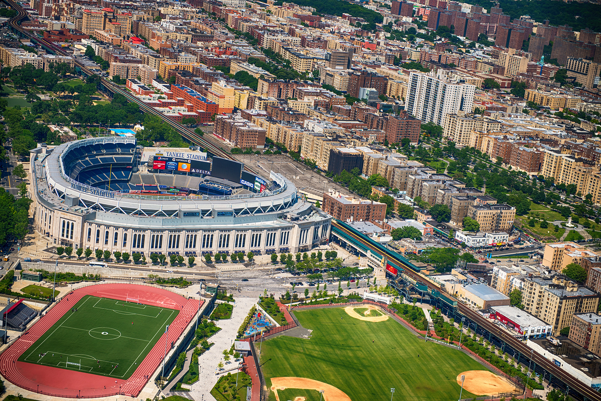 Citysights ny blog get in the loop - Yankee stadium images ...