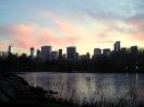 Central Park Sunset