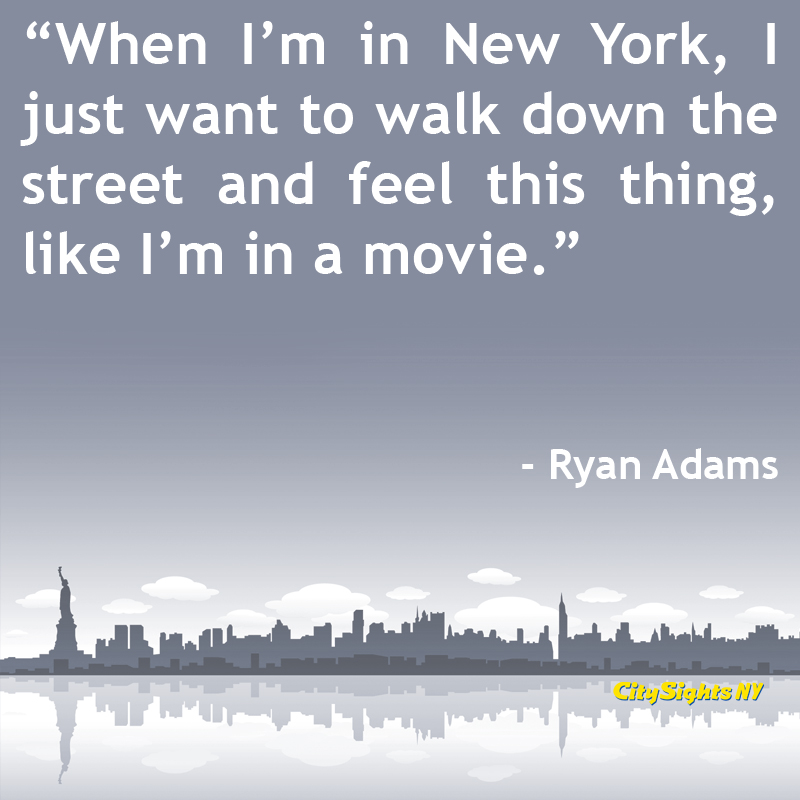 8 Wonderful NYC Travel Quotes