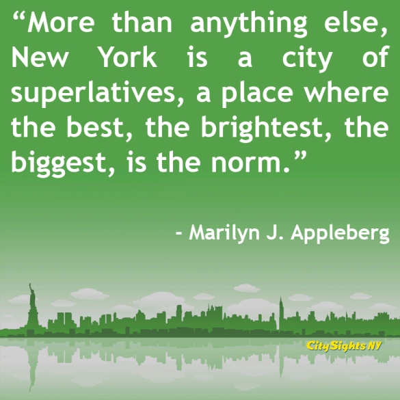 Travel New York Quotes: 8 Wonderful NYC Travel Quotes
