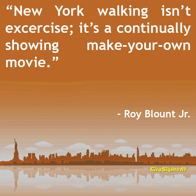 40 Wonderful NYC Travel Quotes CitySights NY Blog Mesmerizing Nyc Quotes