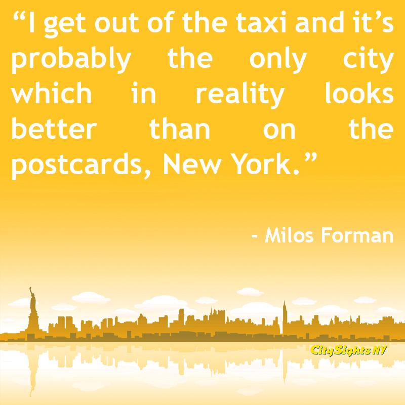 8 Wonderful NYC Travel Quotes